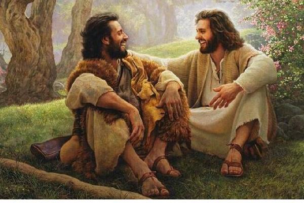 La amistad con Jesús