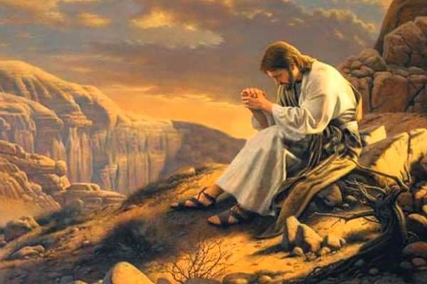 Lent Jesus