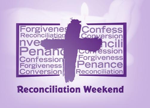 Reconciliation weekend 2018
