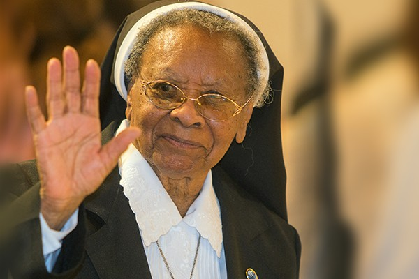 Sister Clementina Givens, OSP